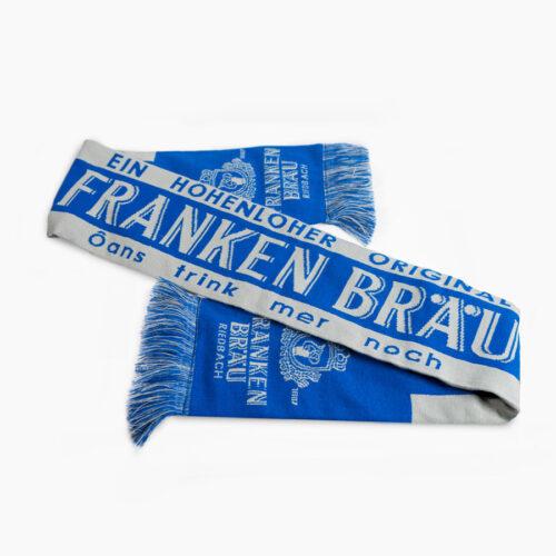 Fanschal Frankenbräu Franken Bräu Brauerei Riedbach